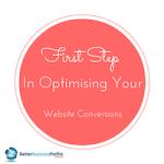 Optimising Website Conversions