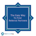 Find Referral Partners
