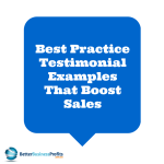 Best Practice Testimonial Examples That Boost Sales